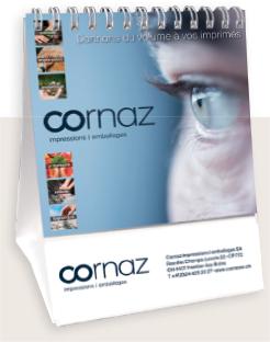 Logo Cornaz Impressions